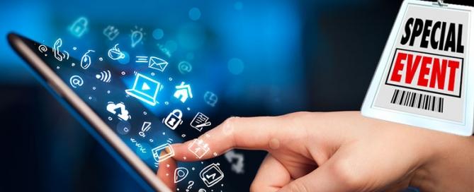 social media live event services